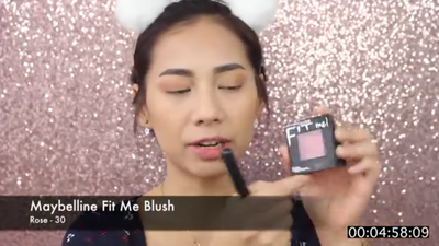 6. Maybelline Fit Me Blush