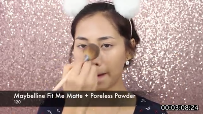 3. Maybelline Matte Poreless Powder