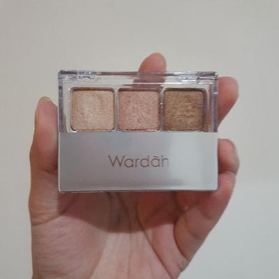 Wardah Nude Colours Eyeshadow lassic