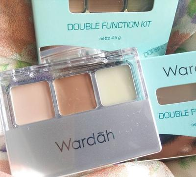 Review Wardah Double Function Kit