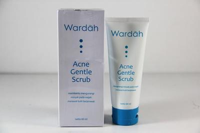 Wardah Acne Gentle Scrub