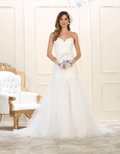 Simple dan Terkesan Modern! Ini Dia Inspirasi Gaun Pengantin yang Bisa Kamu Pakai di Hari Istimewamu!
