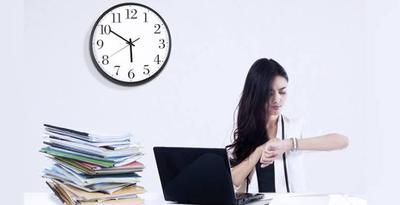Selesaikan Pekerjaan Tepat Waktu