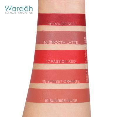 Tutorial Ombre Lips by Wardah yang Cantik, Coba 5 Shade Baru Deh!