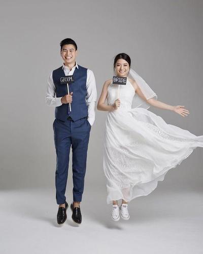 4.Foto prewedding formal