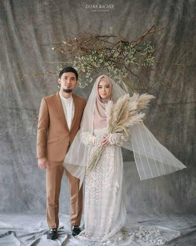 5.Foto prewedding hijab