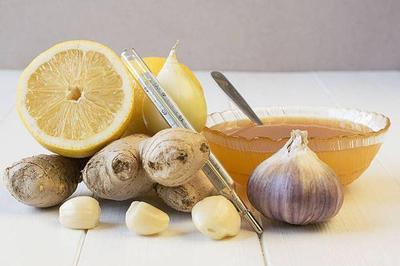 Bawang Putih, Madu dan Lemon untuk Kesehatan