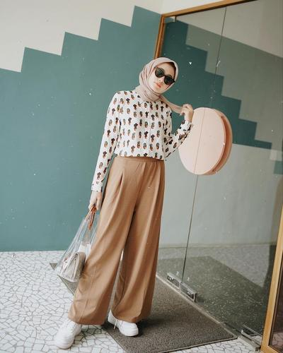 4. Simple Culottes