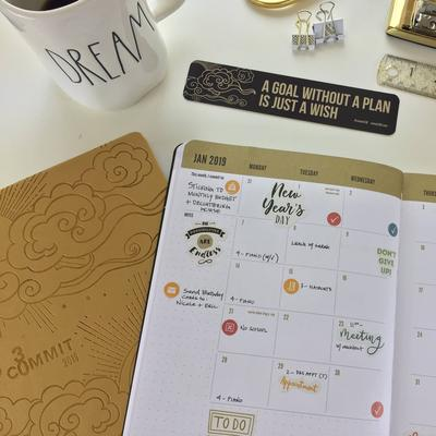 [FORUM] Planner atau Journal, butuh atau engga?