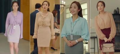 5 Office Work Outfit ala KDrama, Tampil Kece Saat Ngantor