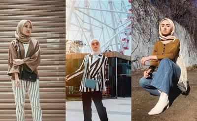 Cari Inspirasi Hijab Kekinian? Follow Selebgram Hijab Ini Aja!