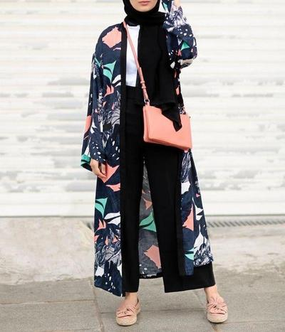 Pattern Long Outer