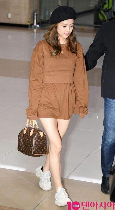 Cute Chic Style ala Jisoo Blackpink