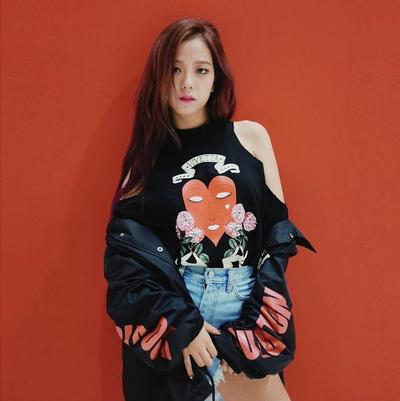 Swag Style ala Jisoo Blackpink