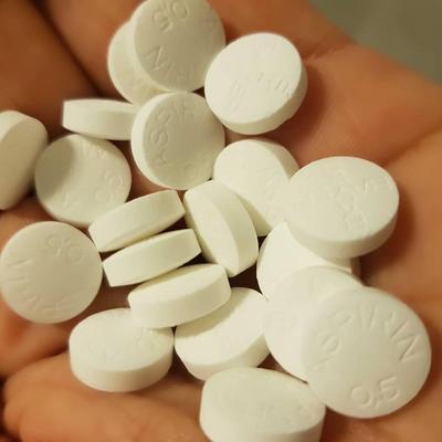 4. Tablet Aspirin