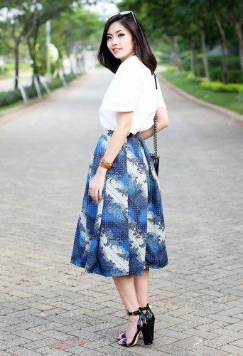 Rok Batik Rampel