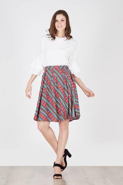 Peggy Batik Skirt