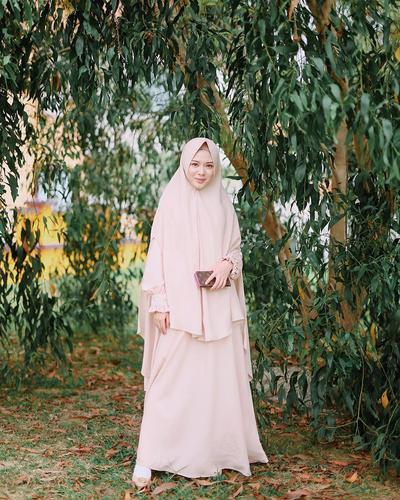Hijab Pastel Syar'i