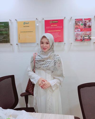 Gaya Hijab Classic