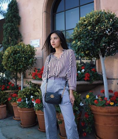 Bingung Kerja Pakai Busana Apa? Intip Inspirasi Fashion Style Casual - Formal ala Influencer