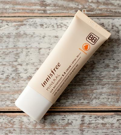 Innisfree Mineral Sun Waterproof BB Cream
