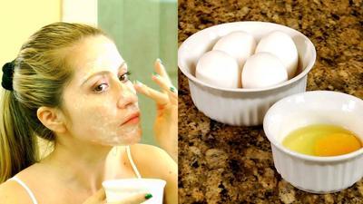 Putih Telur Bisa Dijadiin Masker, Ini Lho Manfaatnya!