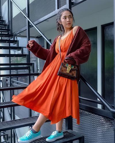5. Midi dress