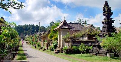 4. Desa Wisata Penglipuran Bangli