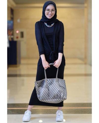 Hijab Style Simple