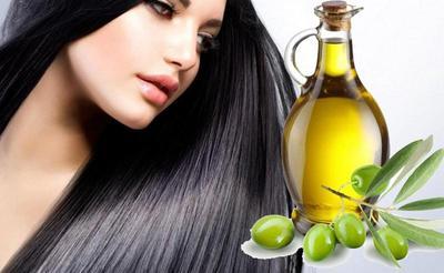 3.Cara Memajangkan Rambut dengan Minyak Zaitun