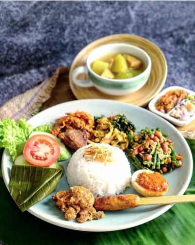 Taliwang Bali, Restoran yang Sajikan Makanan Khas Bali di Jakarta