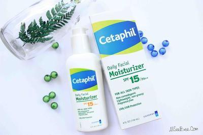 Daily Facial Moisturizer SPF15 Cetaphil