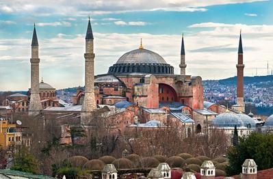 Bersejarah dan Indah, Tempat Wisata Muslim di Turki Ini Wajib Kamu Kunjungi!