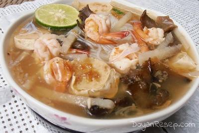 Resep Kuliner Berbahan Mie untuk Orang Terkasih, Bahagia Itu Sederhana!