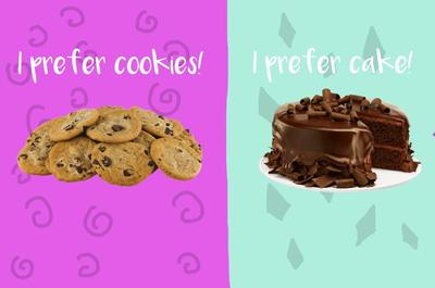 [FORUM] Pilih Cookies atau Cake nih?