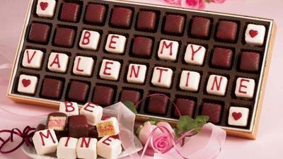 Rayakan Momen Valentine Dengan Kreasi Coklat Unik Bikinan Sendiri