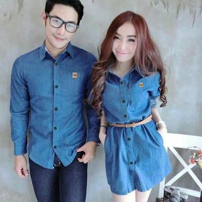 Baju Couple Jeans