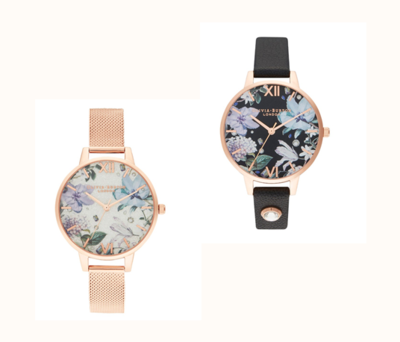 Bejewelled Florals Collection