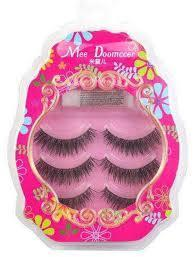 2. Mee Doomccer Fake Eyelash Natural