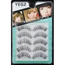 5. Yegz Japanese Natural False Eyelash