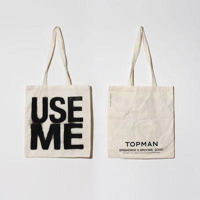 Gunakan Eco Bag sebagai Pengganti Kantung Plastik