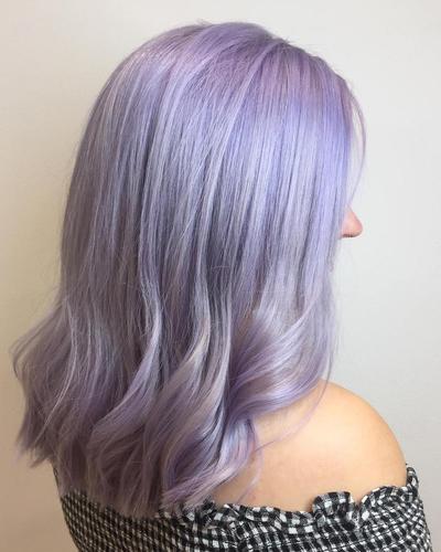 Makeover Purple