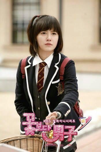 Goo Hye Sun - Boys Before Flowers