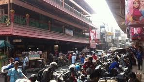 2. Pasar Asemka