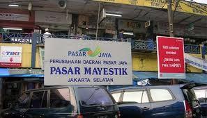 5. Pasar Mayestik