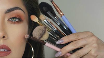 Jangan Salah Pakai, Ini Jenis Kuas Makeup Mata dan Fungsinya!