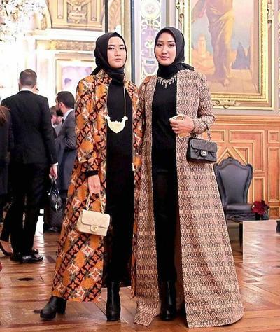 Kian Jadi Favorite, Ini dia 5 Model Gamis Batik untuk Inspirasi Lebaran Tahun Ini!
