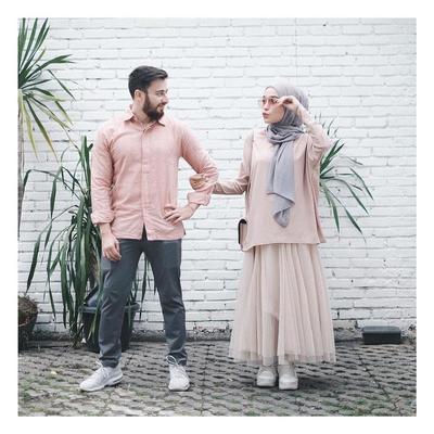Hamidah Rachmayanti dan Irvan Farhad