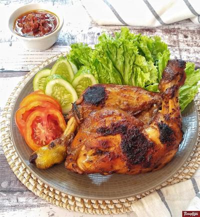 Resep Rahasia Ayam Bakar Bumbu Bali Khas Restauran yang Pedas, Mantap Bikin Nagih!