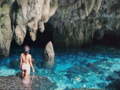 Menyelami Gua Haji Mangku, Wisata Snorkeling Paling Memesona di Derawan